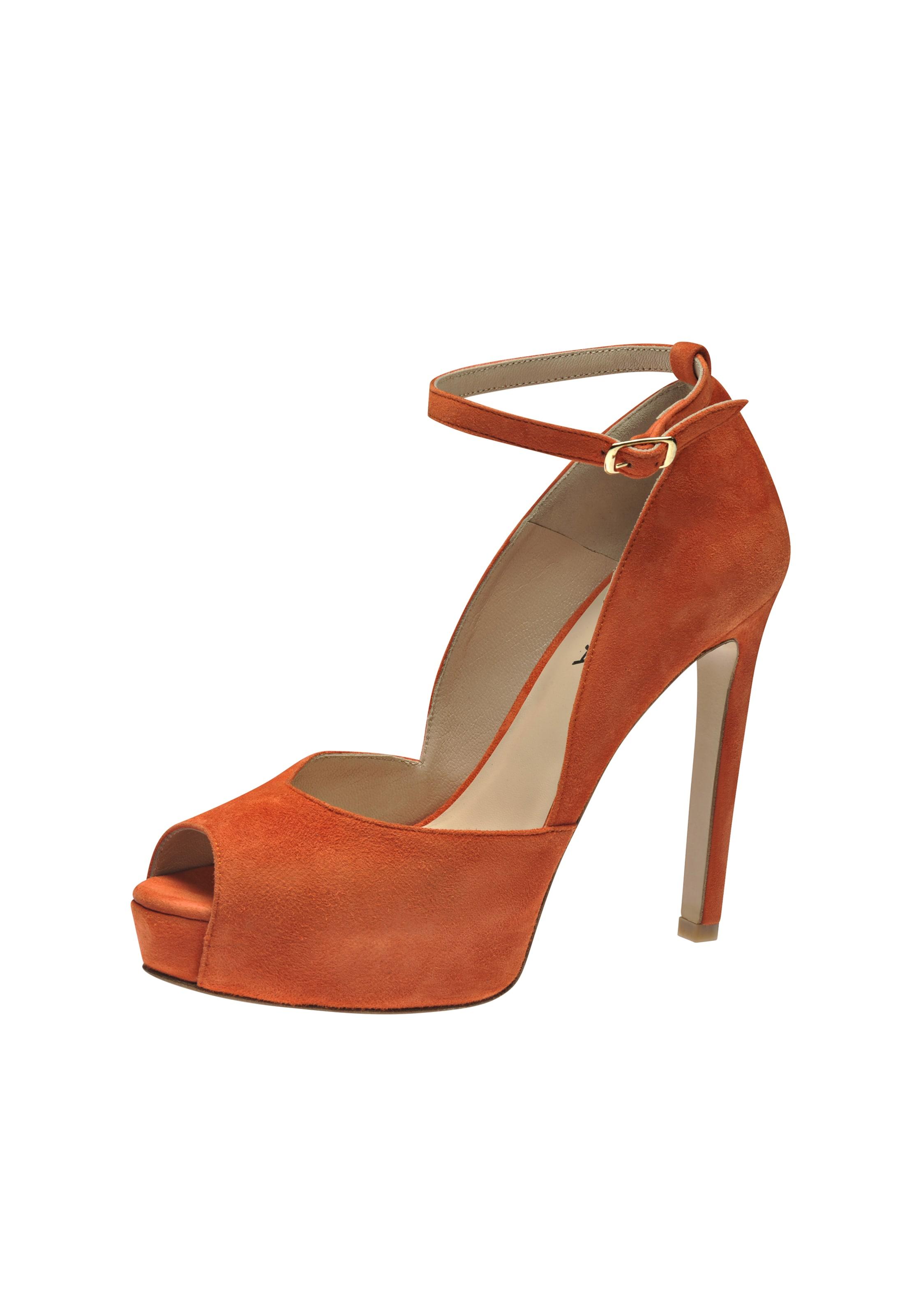 Evita Orange Orange Evita En En En Fluo Escarpins Evita Fluo Escarpins Escarpins 8NnOPX0wk