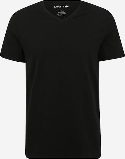 LACOSTE Piżama krótka w kolorze czarnym, Podgląd produktu