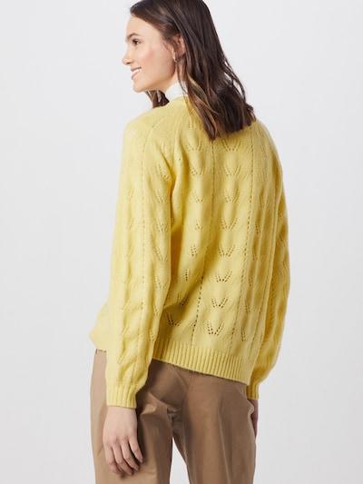 ONLY Pulover 'ALANA' | rumena barva: Pogled od zadnje strani