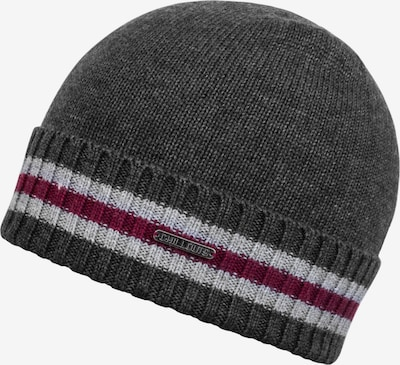 chillouts Mütze 'Brad' in grau, Produktansicht