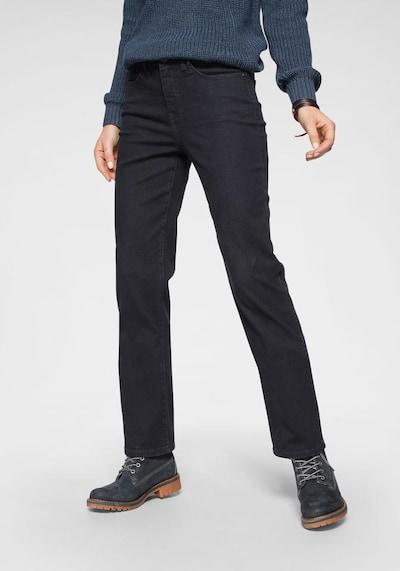 HIS JEANS Jeans in dunkelblau, Modelansicht