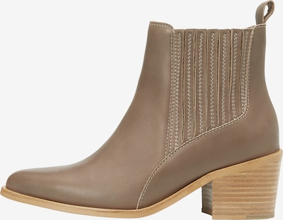 Marc O'Polo Chelsea Boots in greige, Produktansicht