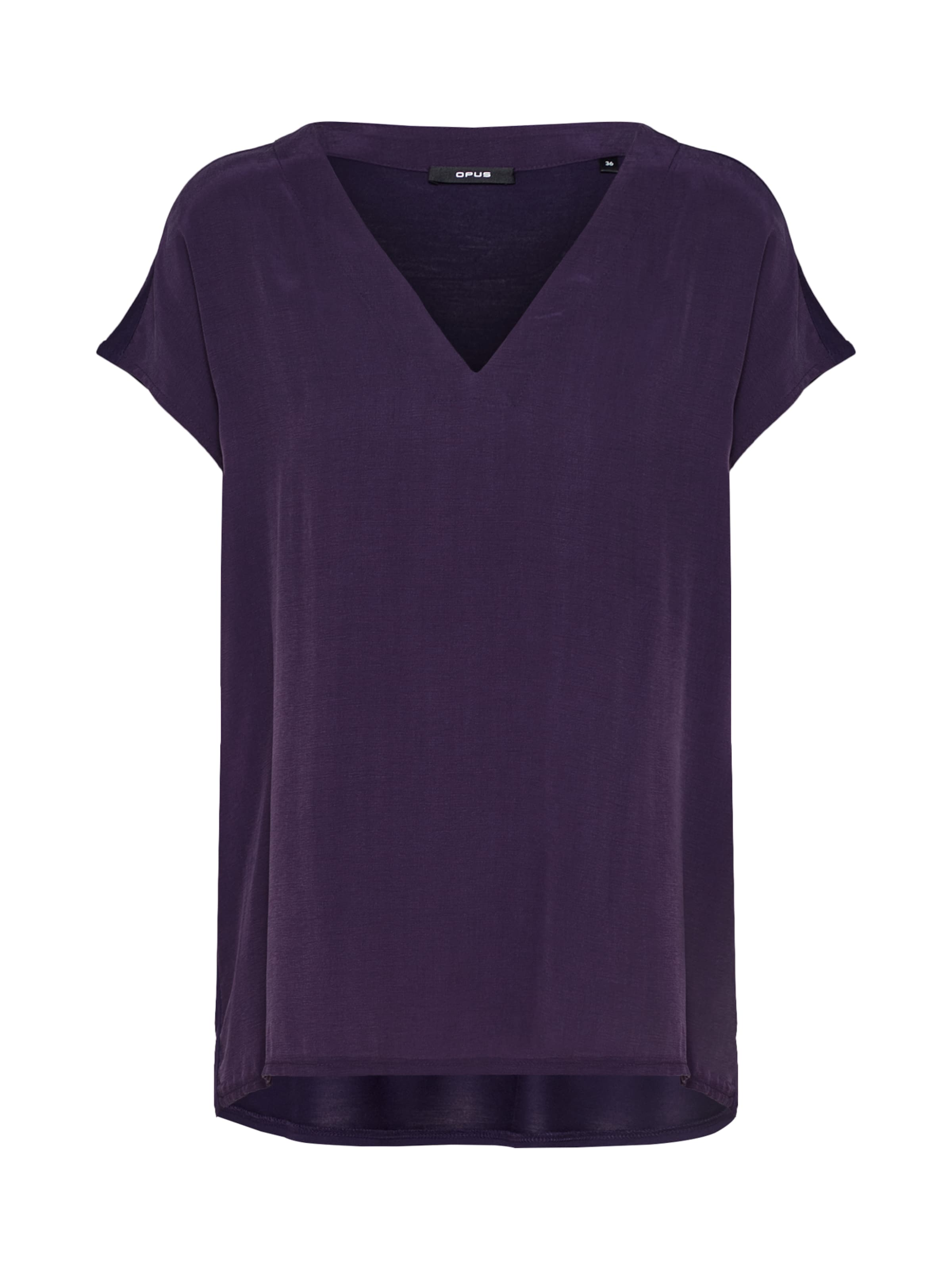 Shirt 'silvia' Dunkellila Opus Opus In Opus Dunkellila 'silvia' Shirt In 8wOZkN0PnX