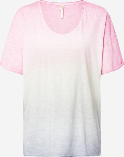 Key Largo Shirt 'CHILL' in enzian / pink / weiß, Produktansicht