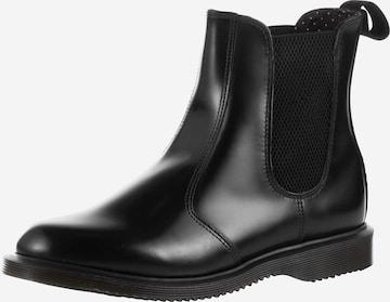Dr. Martens Chelsea Boots 'Flora' in Black