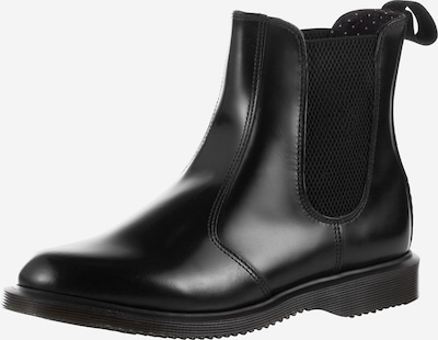 Dr. Martens Chelsea čizme 'Flora' u crna, Pregled proizvoda