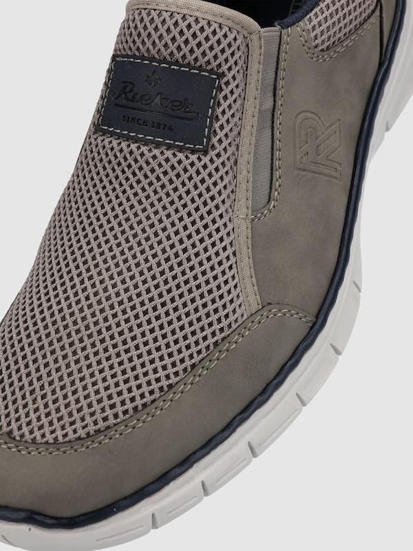 RIEKER Slip-On Sneaker Günstige und langlebige Schuhe