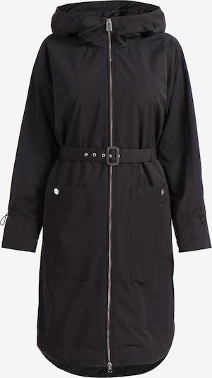 Finn Flare Tussenmantel in de kleur Zwart, Productweergave
