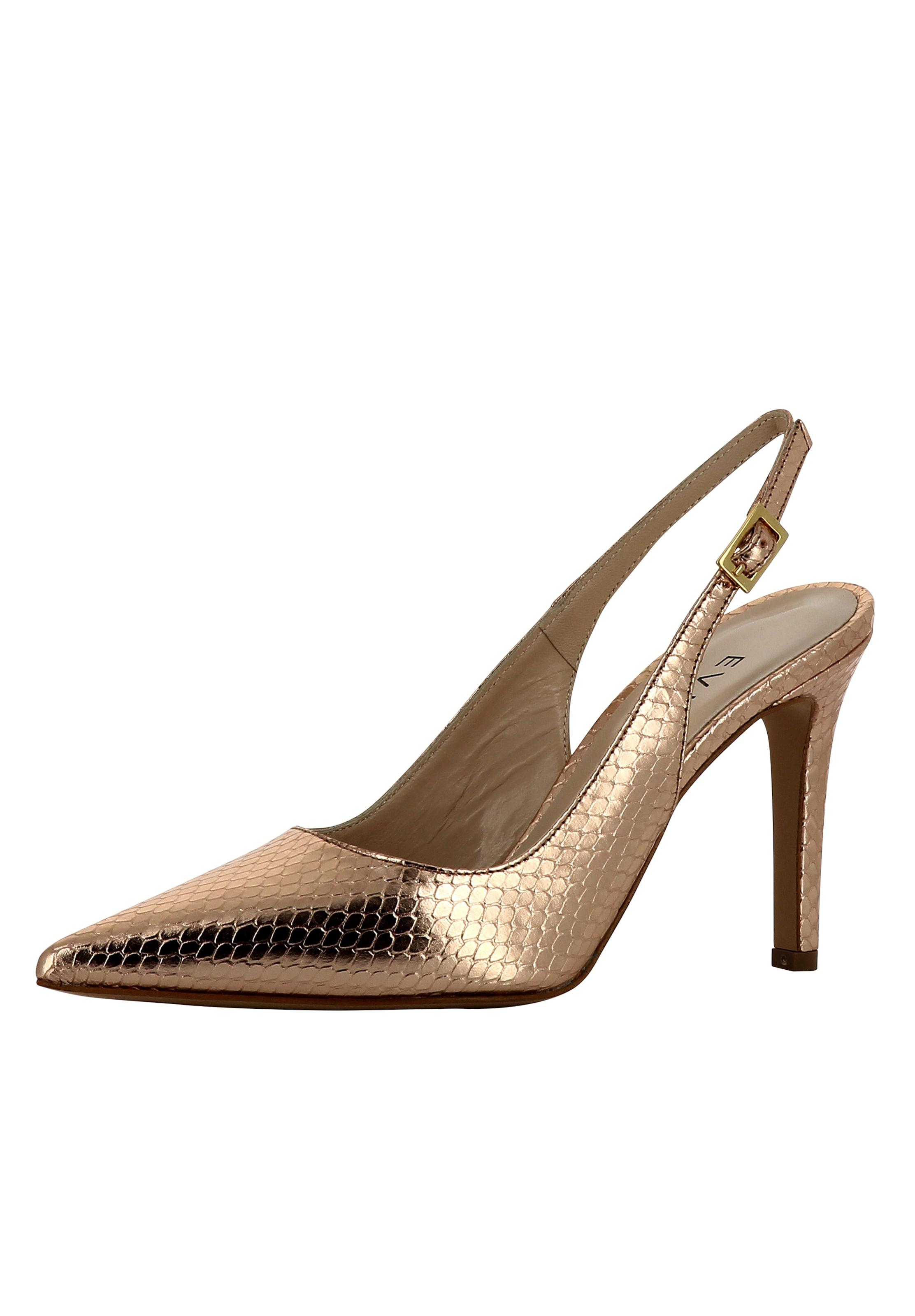 Haltbare Mode billige Schuhe EVITA | Sling Pumps Schuhe Gut getragene Schuhe