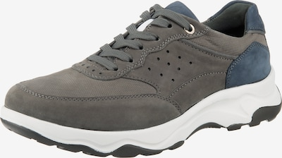 WALDLÄUFER H-max Sneakers Low in grau, Produktansicht