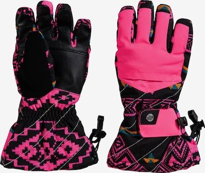 SPYDER Skihandschuhe in pink / schwarz, Produktansicht