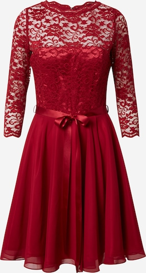 SWING Cocktail dress in bright red, Item view