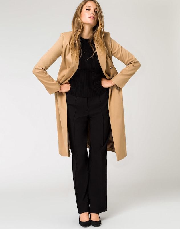 IVY & OAK Mantel Classic Double Breasted Coat