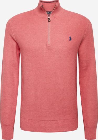 POLO RALPH LAUREN Sweter w kolorze różowy pudrowym: Widok z przodu