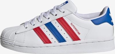 ADIDAS ORIGINALS Sneakers in de kleur Hemelsblauw / Rood / Wit: Vooraanzicht
