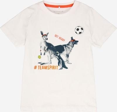 NAME IT Majica 'MKAGA' u bijela, Pregled proizvoda