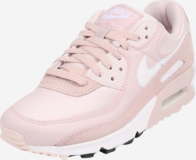 Nike Sportswear Sneaker 'Air Max 90' in rosé / schwarz / weiß, Produktansicht