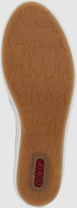 RIEKER Sneaker im Used-Look