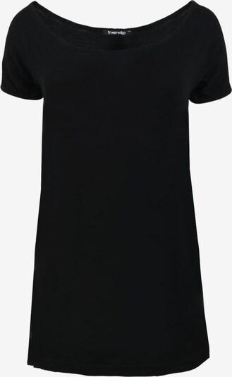trueprodigy Longshirt 'Naira' in schwarz, Produktansicht