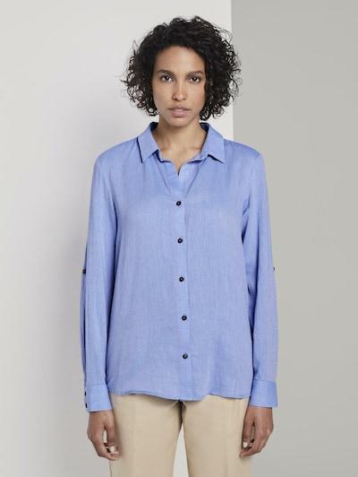 MINE TO FIVE Bluse in blau, Modelansicht