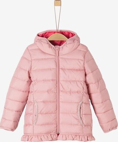 s.Oliver Junior Jacke in rosa, Produktansicht