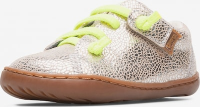 CAMPER Sneaker 'Peu Cami' in neongelb / silber, Produktansicht