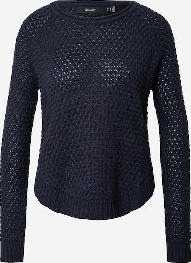 Vero Moda Petite Sweter 'ESME' w kolorze ciemny niebieskim: Widok z przodu