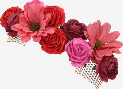 Plaukų papuošalas 'Rosie' iš LILY AND ROSE , spalva - raudona, Prekių apžvalga