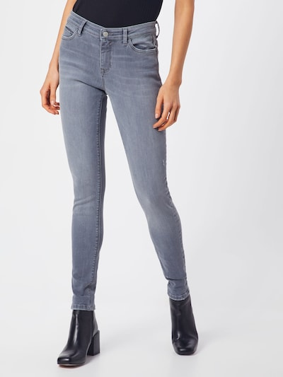 ESPRIT Jeans 'OCS MR SKINNY' in grey denim, Modelansicht