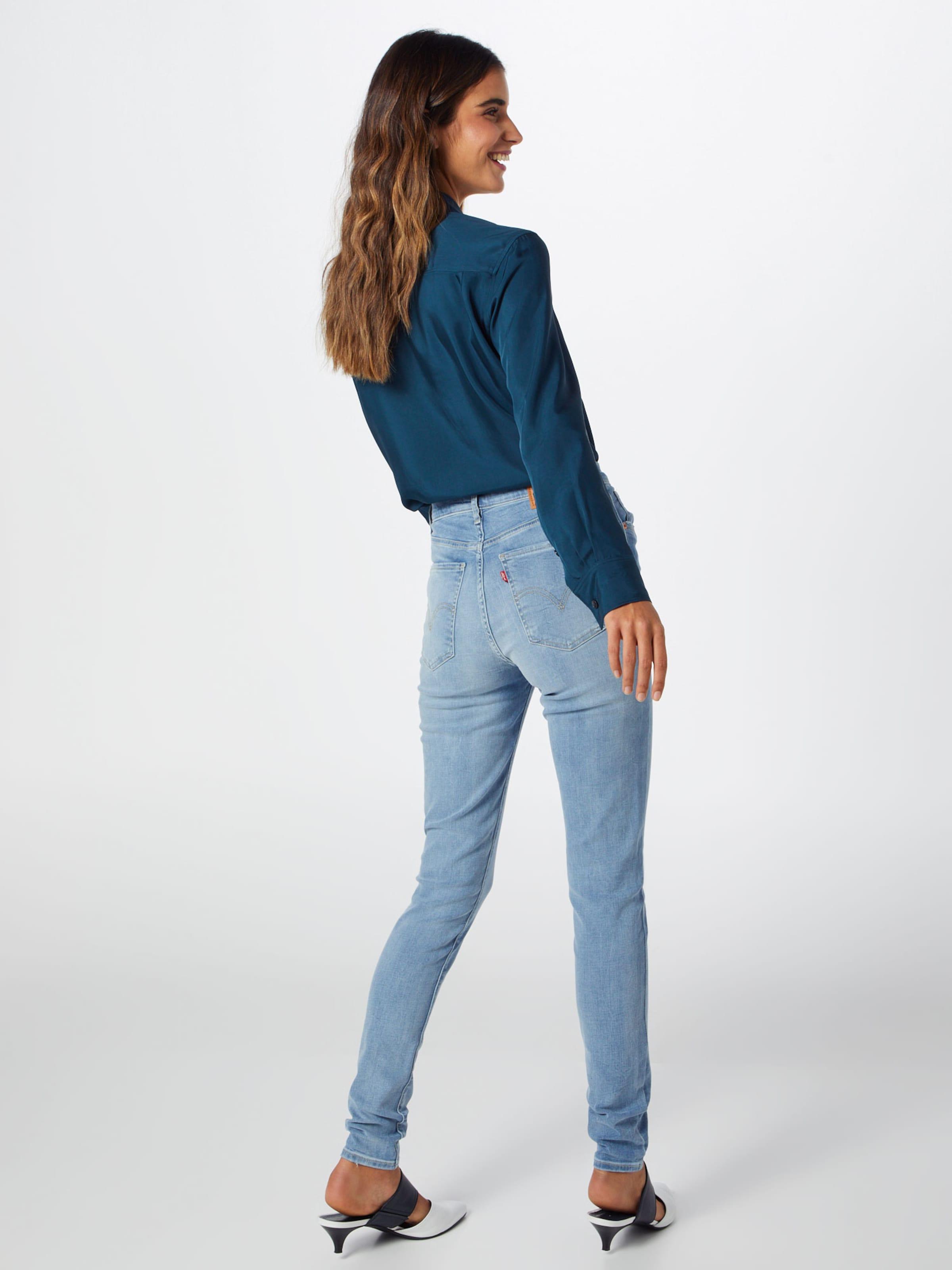 Jeans High' Denim 'mile In Levi's Blauw dQCtshr