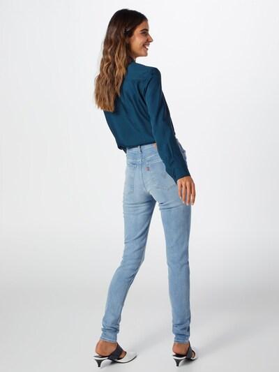 LEVI'S Jeansy 'Mile' w kolorze niebieski denimm: Widok od tyłu