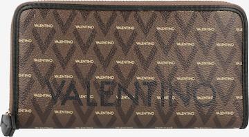 Valentino Bags Portemonnaie 'Liuto' in Braun