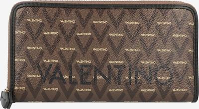 Valentino by Mario Valentino Portemonnaie 'Liuto' in braun / schwarz, Produktansicht