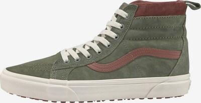 VANS Sneaker 'Sk8-Hi Mte' in rostbraun / khaki, Produktansicht