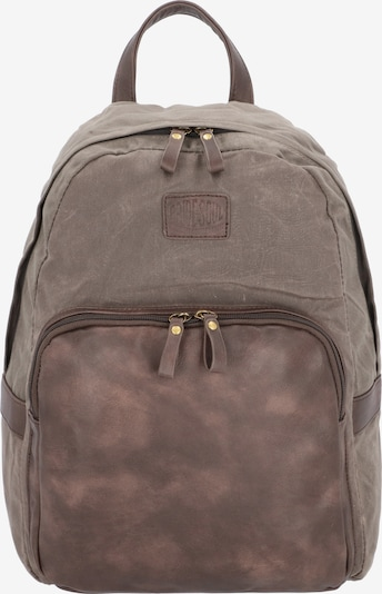 Pride and Soul Rucksack in taupe, Produktansicht