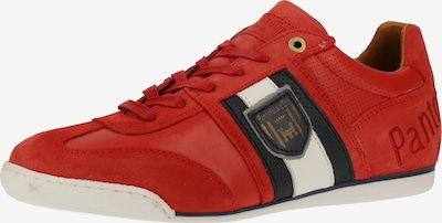 PANTOFOLA D'ORO Sneaker in nachtblau / rot / weiß, Produktansicht