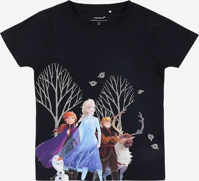 NAME IT T-Shirt 'Frozen Neel  Wdi' en marine / mélange de couleurs, Vue avec produit