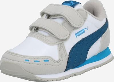 PUMA Schuhe 'Cabana Racer' in blau / grau / weiß, Produktansicht