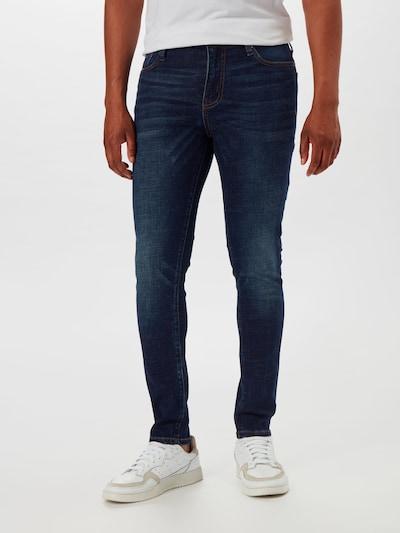 Superdry Jeans '02 TRAVIS' in blue denim, Modelansicht