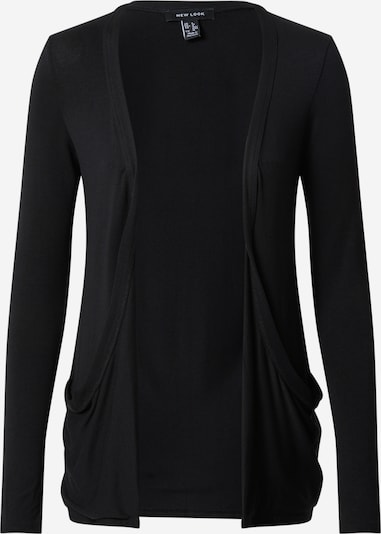 NEW LOOK Sweatjacke 'BF Cardi' in schwarz, Produktansicht