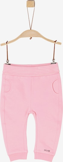 s.Oliver Junior Sweathose in rosa, Produktansicht