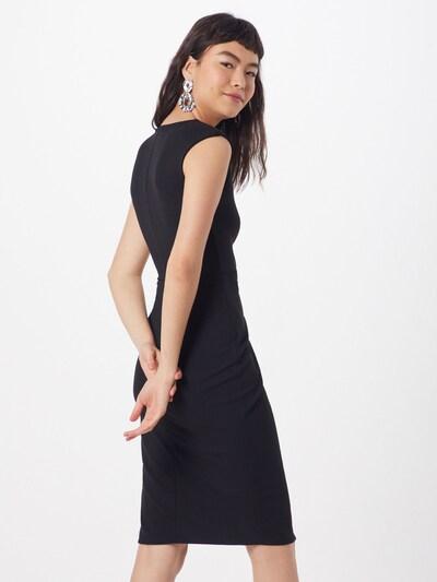 Kokteilinė suknelė 'Dress' iš WAL G. , spalva - juoda: Vaizdas iš galinės pusės
