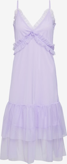 IVYREVEL Kleid 'SHOULDER STRAP FRILL DRESS' in lavendel, Produktansicht