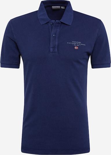 NAPAPIJRI T-Shirt 'ELBAS 3' en bleu / rouge / blanc, Vue avec produit