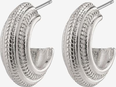 Pilgrim Oorbellen 'Macie' in de kleur Zilver, Productweergave
