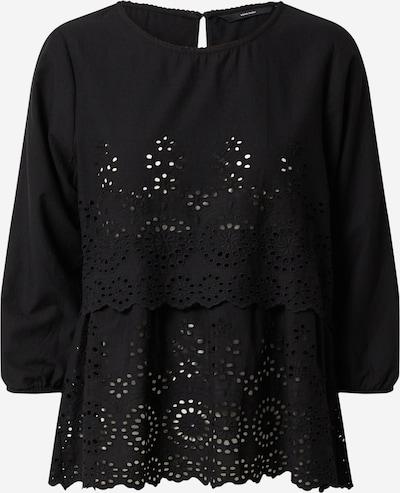 VERO MODA Bluse 'Karoline' in schwarz, Produktansicht