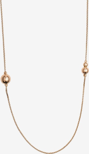 Pilgrim Necklace 'Earth' in rosegold, Produktansicht