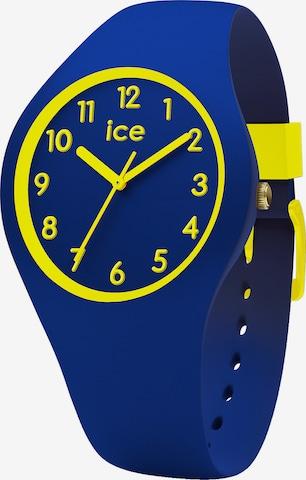 ICE WATCH Quarzuhr in Blau