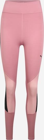 PUMA Sportbroek 'Pearl' in de kleur Oudroze / Zwart, Productweergave