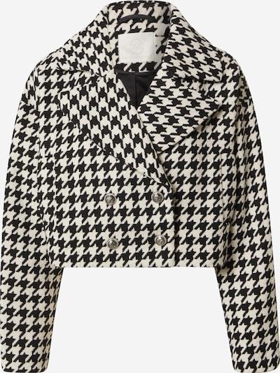 Guido Maria Kretschmer Collection Jacke 'Zoe' in schwarz / weiß, Produktansicht